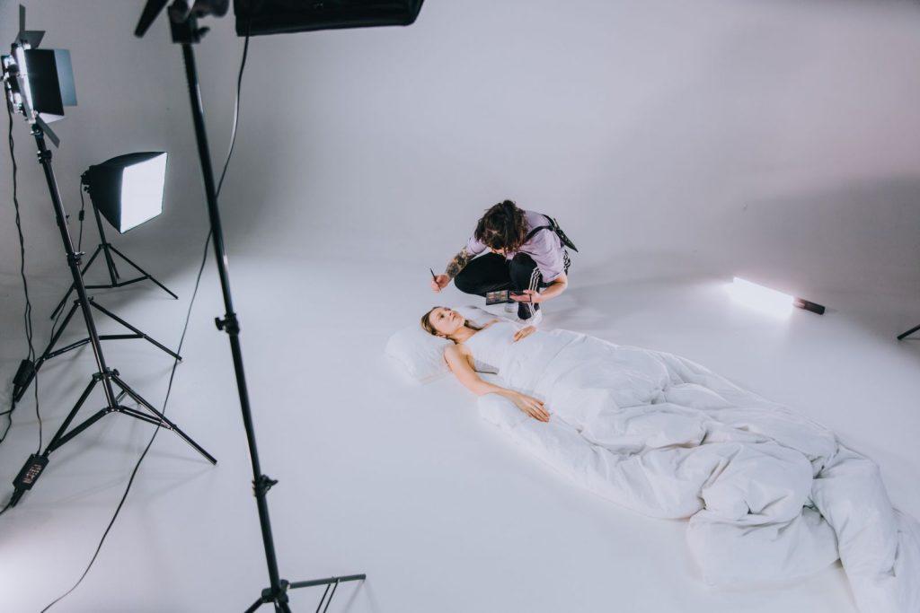 Modelshooting
