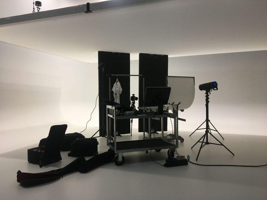 Stephan Schmick shootet für ein Modelabel