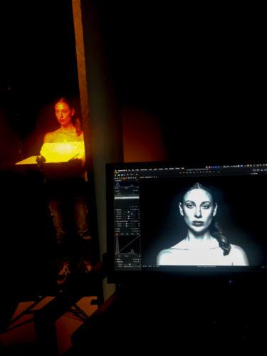 alt=Beautyshooting mit Lars David Neill