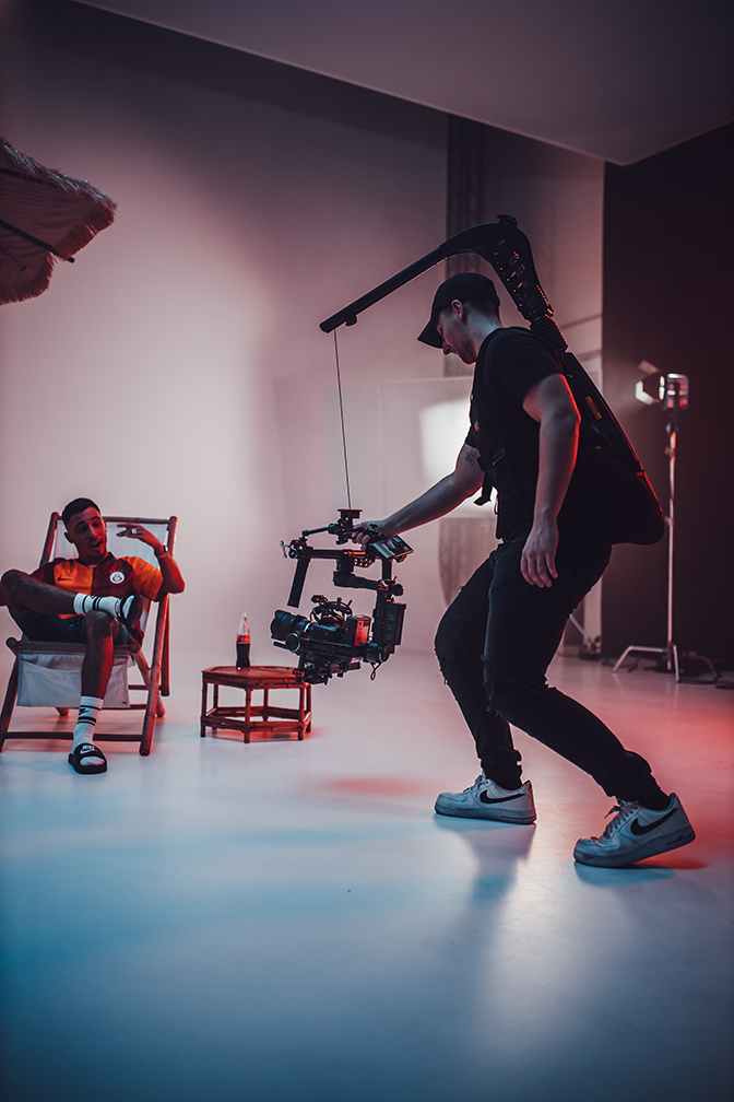 alt=Ali471 produziert neue Single Goalgetter bei uns im Studio