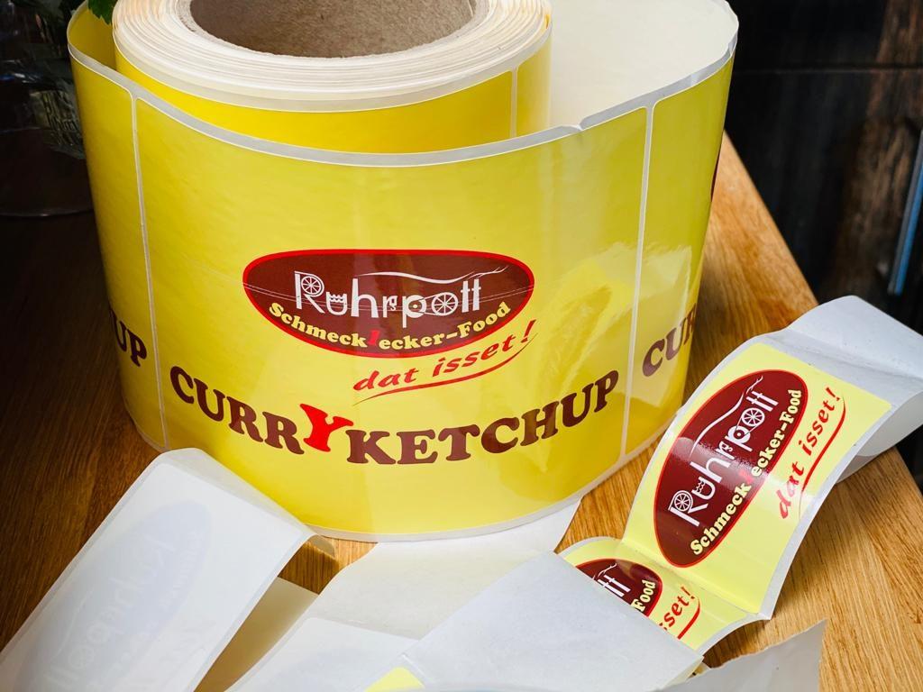 <alt=Foodshooting Currywurst in der Alm>