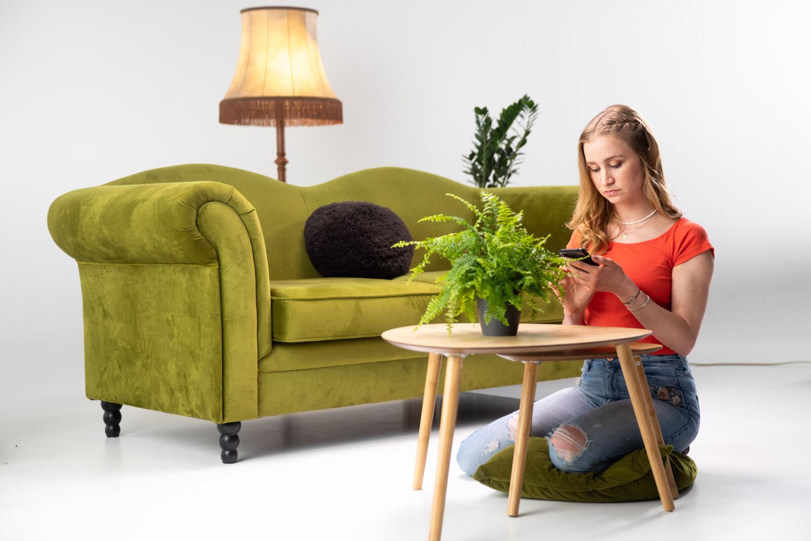 alt= Werbespot für den Schweizer Pflanzenmarkt Feey